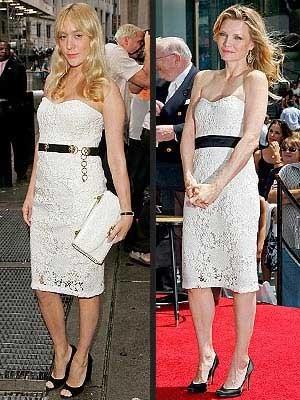 Vestido de Lela Rose: ¿Michelle o Chloé?