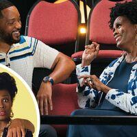 'El príncipe de Bel-Air': así fue la emotiva reconciliación entre Will Smith y Janet Hubert tras 27 años enfrentados