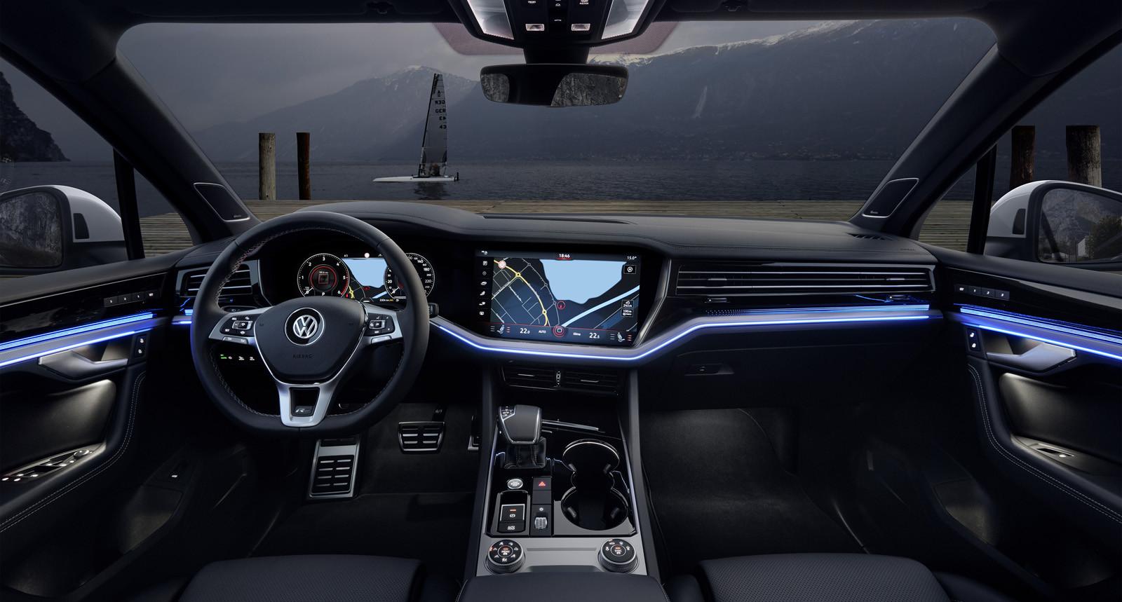 Foto de Volkswagen Touareg 2018, toma de contacto (44/83)