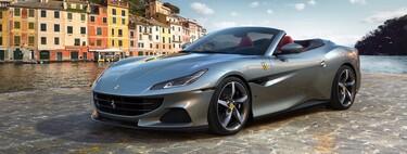 El nuevo Ferrari Portofino M, un coche descapotable que promete mejoras en el plano dinámico más allá de sus 620 CV