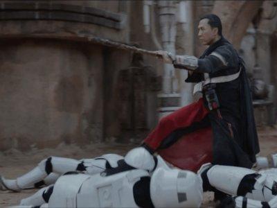 'Rogue One: Una historia de Star Wars', tráiler japonés con nuevas escenas (y la reacción de Kylo Ren)