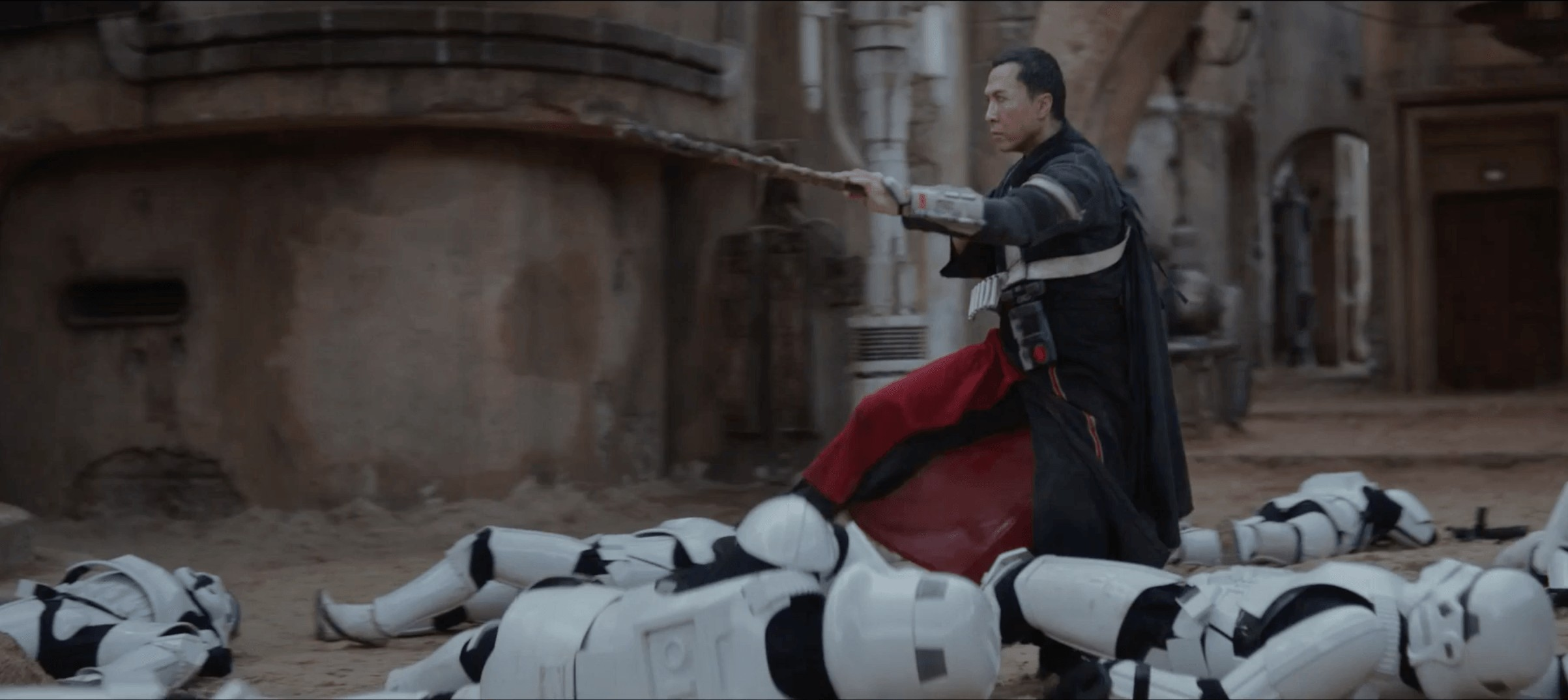 Resultado de imagen para Rogue One: Una Historia de Star Wars 2016 cam