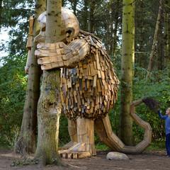 Foto 6 de 11 de la galería gigantes-madera-copenhague en Diario del Viajero