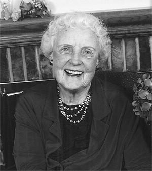 Fallece Edwina Froehlich: fundadora de La Liga de La Leche