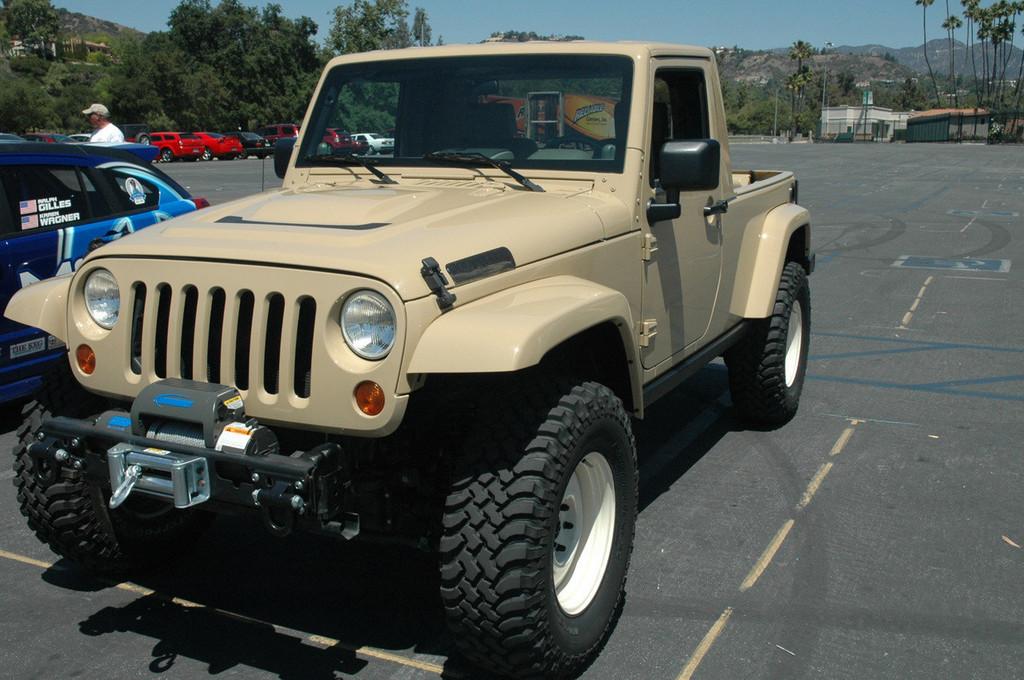 Foto de Jeep Wrangler JT Concept (20/33)