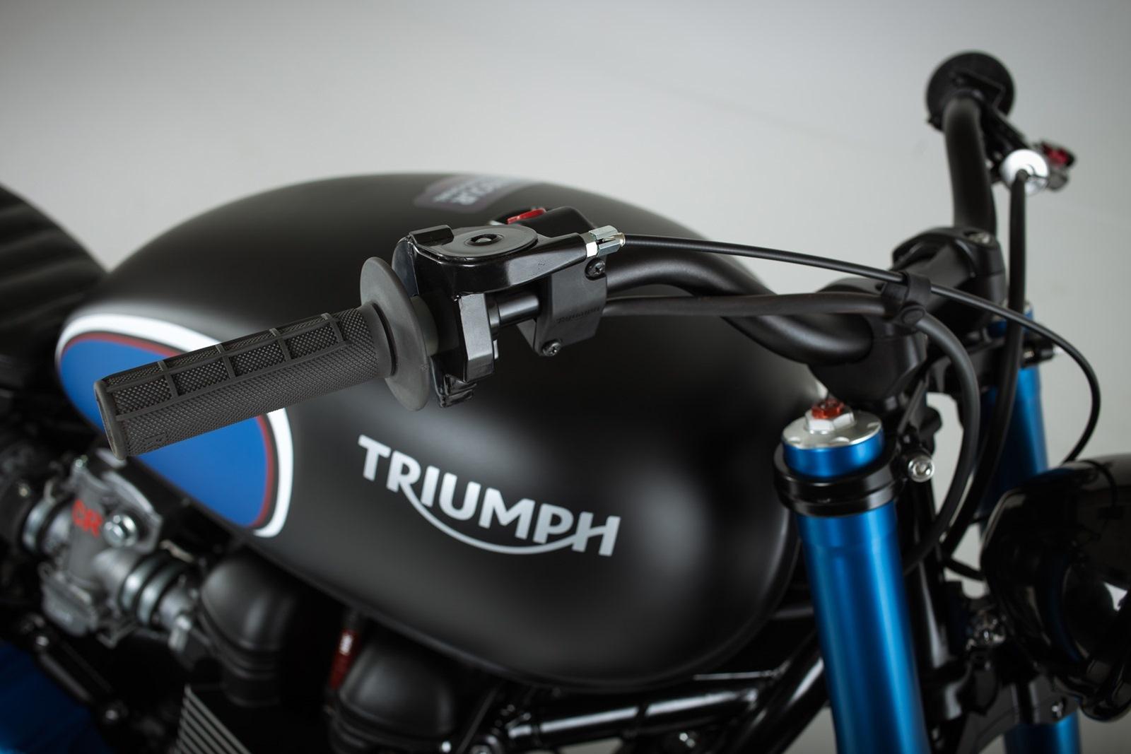 Foto de Triumph Bonneville BIT1 Flat Tracker (28/42)