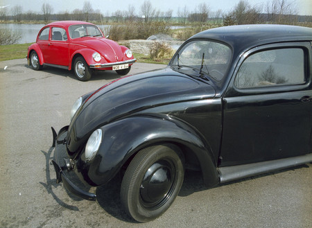 Volkswagen Beetle 1938 1600 11