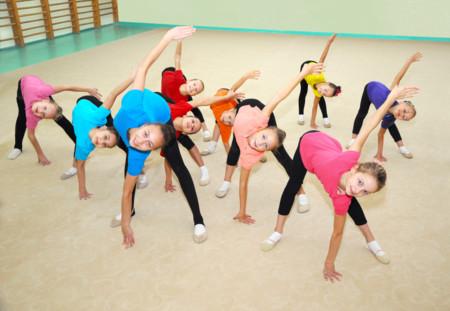 Deporte niñas