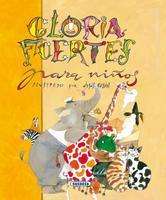 """""""Gloria Fuertes para niños"""", un libro de poesía que les encanta a los peques"""