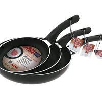 Renueva tu cocina con este juego de sartenes Jata Xylan Plus: ahora sólo 27,95 euros en eBay