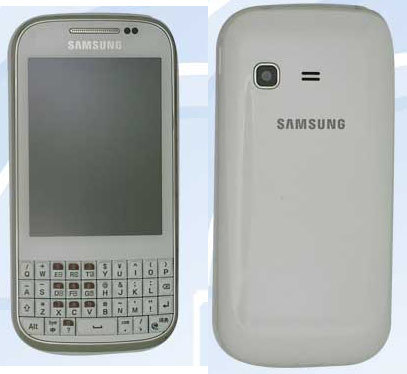 Samsung GT-B5330, los surcoreanos no se olvidan de las gamas económicas en Android