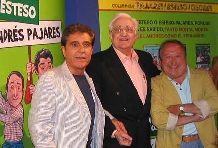 9 películas de Mariano Ozores, con Esteso y Pajares, en DVD.