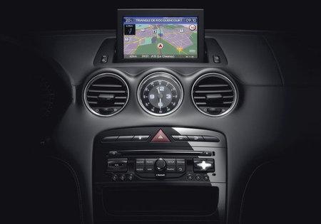 Peugeot RCZ 2013, sistema WIP