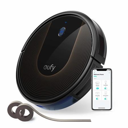 Oferta del día en el robot de limpieza Eufy RoboVac 30C: hasta medianoche cuesta 199 euros en Amazon