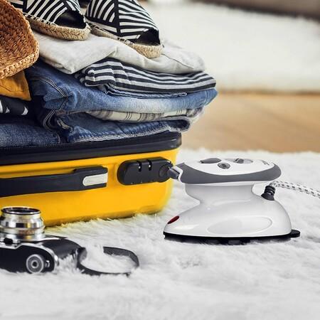 Planchas de viaje con las que olvidarnos de llevar la ropa arrugada en nuestras vacaciones
