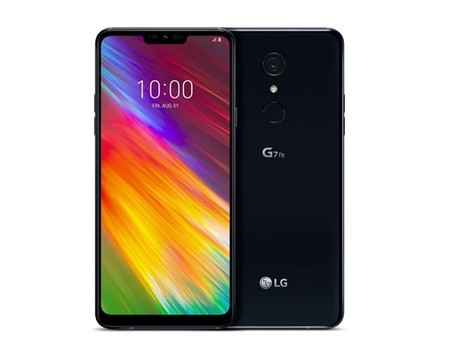 Lg G7 Fit Front
