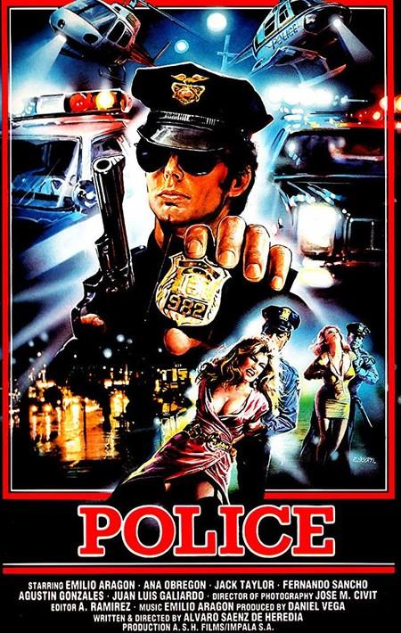 Thriller-Iberico-Policia