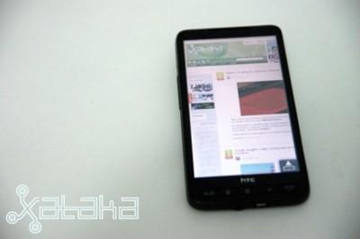 HTC HD2, lo hemos probado