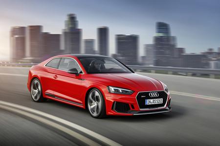 """Ahora resulta que el Audi RS5 es un """"micro-híbrido"""""""
