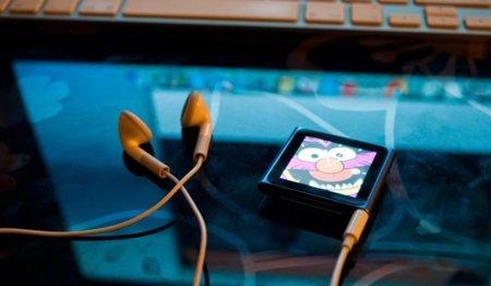 Un vistazo a los nuevos 18 diseños de reloj del iPod nano
