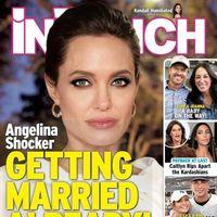 ¿Angelina se casa?