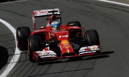 Fernando Alonso consigue una sexta posición que le sabe a poco
