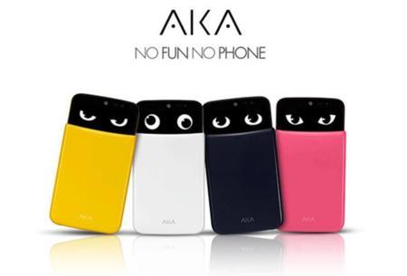 El nuevo smartphone de LG te pone ojitos: querrás tener a Yoyo, Soul, Wooky o Eggy en tu bolsillo