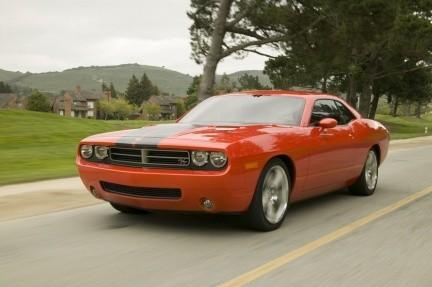 Los tres primeros Dodge Challenger a subasta