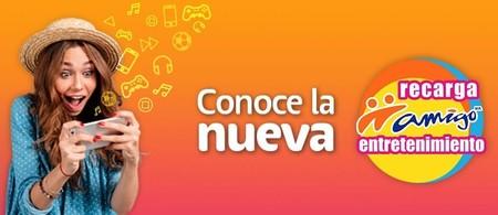 'Recarga Amigo Entretenimiento': así puedes comprar apps de Google Play con una línea de Telcel en prepago