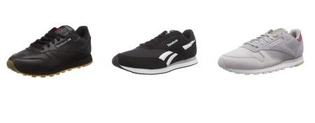 Ofertas en tallas sueltas de zapatillas Reebok en Amazon: si tienes suerte con la talla puedes llevarte un chollo