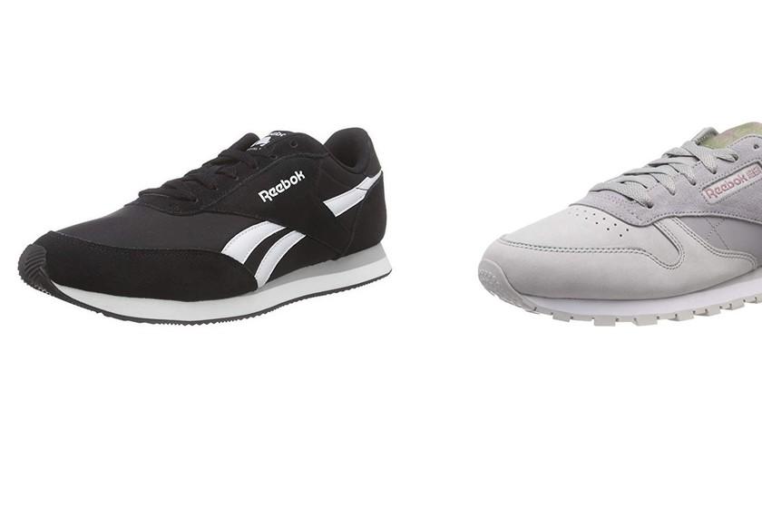 7ca01a reebok zapatillas con suela en contraste negro el