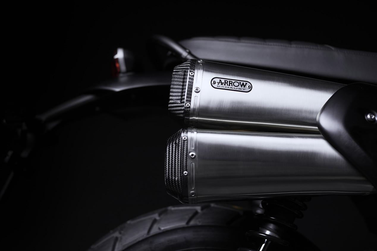 Foto de Triumph Scrambler 1200 Bond Edition 2020 (3/11)