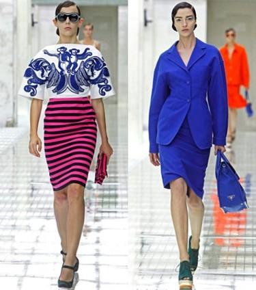 Semana de la Moda Milán Primavera-Verano 2011: ¡viva el color!