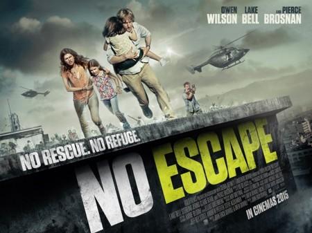 'Golpe de Estado', tráiler del thriller con Owen Wilson y Pierce Brosnan