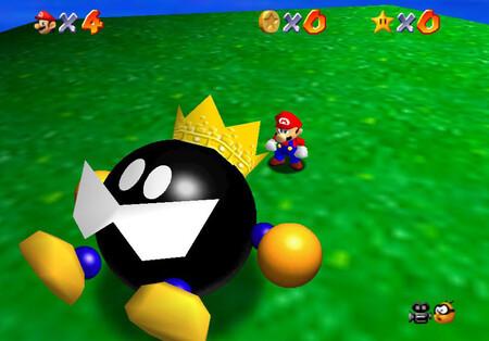 Super Mario 64 Mundo1 Estrella1 02