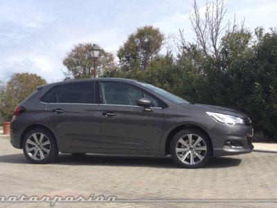 Citroën C4, a prueba: ahora es 'más coche' que antes