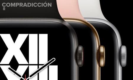 El Corte Inglés te deja el Apple Watch Series 6 de 40mm 50 euros más barato: estrénalo por 379 euros