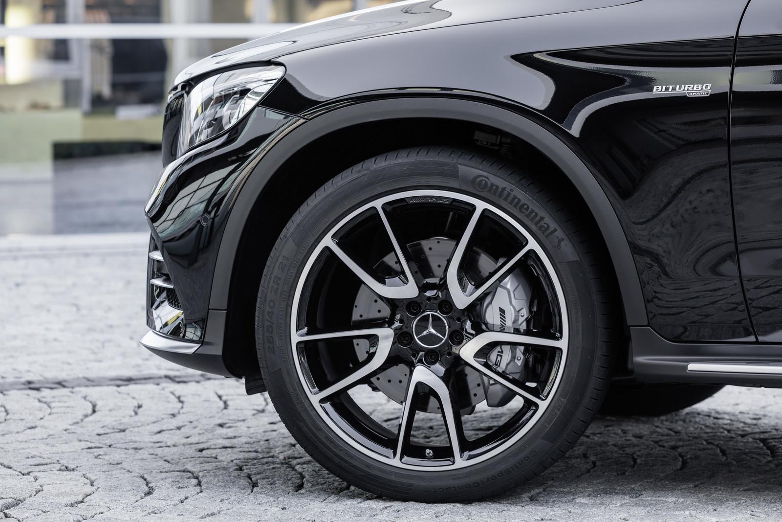 Foto de Mercedes-AMG GLC 43 4MATIC Coupé (21/24)