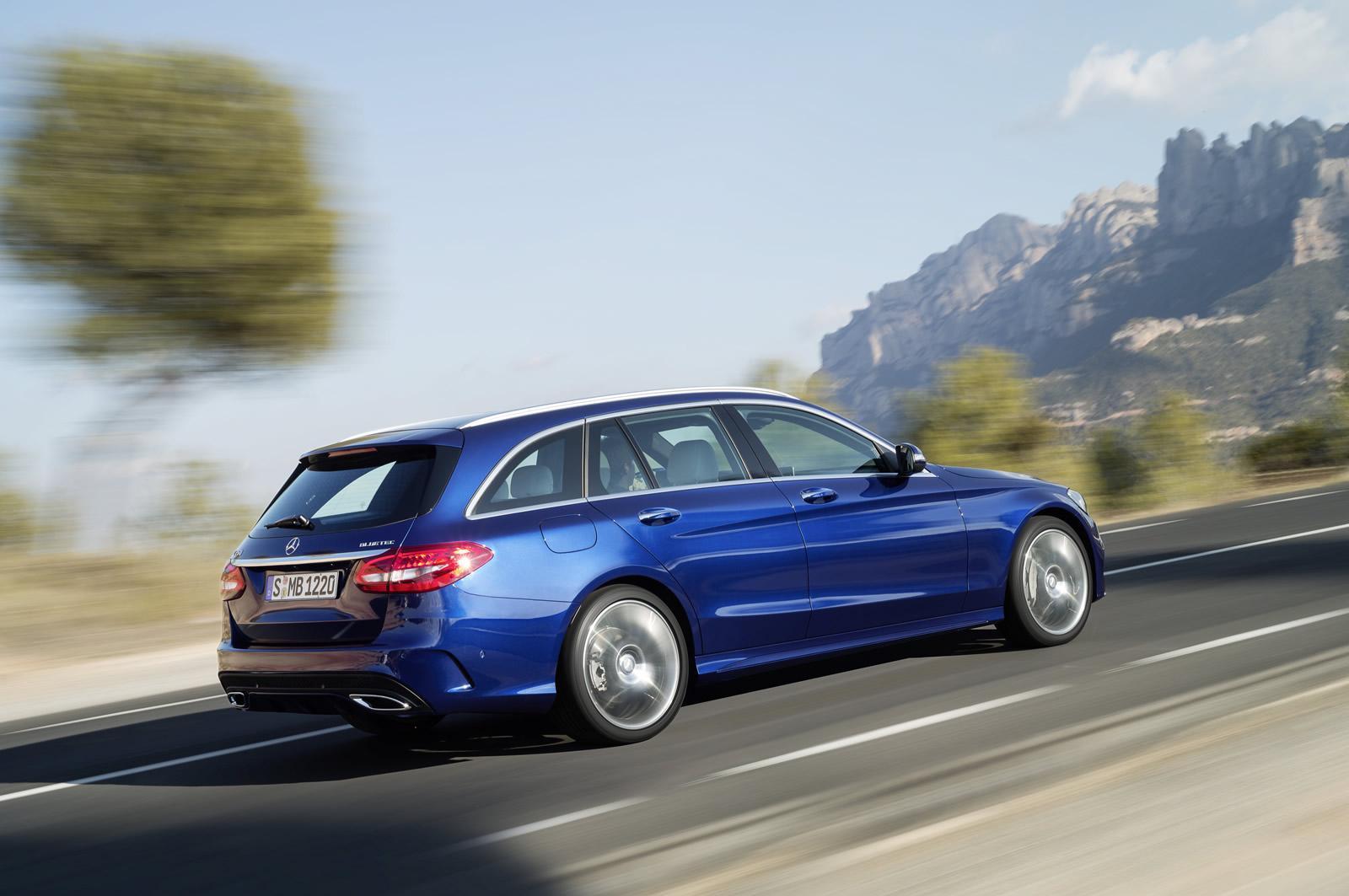 Foto de Mercedes-Benz Clase C Estate 2014 (27/36)