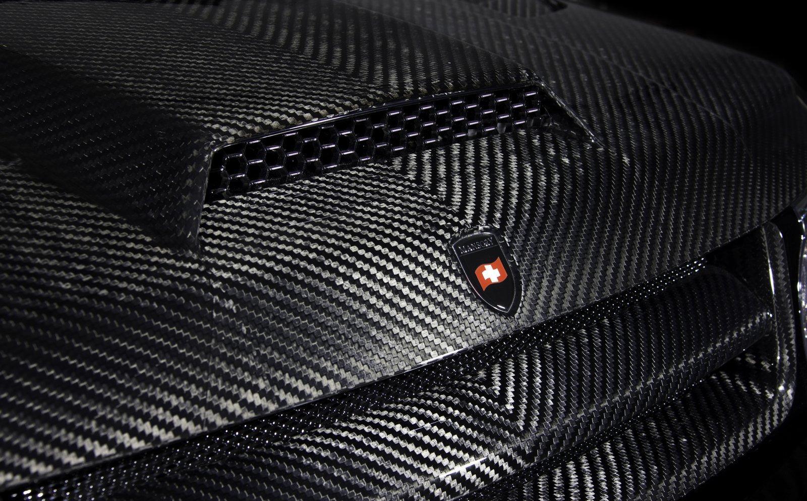 Foto de Range Rover Sport por Mansory (11/16)