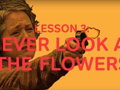 'The Walking Dead' resumida de forma hilarante por John Cleese, la imagen de la semana