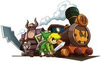 'The Legend of Zelda: Spirit Tracks' podría llegar a Europa antes de terminar el año [GamesCom 2009]