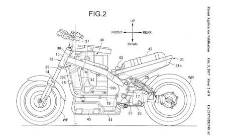 Honda ha patentado una moto de hidrógeno, y es que hay motivos para que sea el combustible del futuro