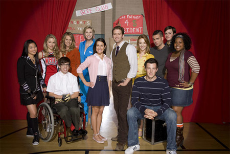 'Glee', un vistazo que promete