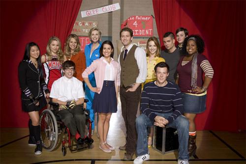 'Glee',unvistazoquepromete