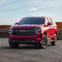 Chevrolet Suburban y Tahoe 2021: Precios, versiones y equipamiento en México