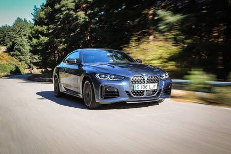 BMW Serie 4 Coupe Prueba 33