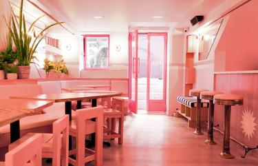 ¿Ves la vida en rosa (millennial)? Pues este increíble restaurante de Nueva York puede ser tu lugar en el mundo