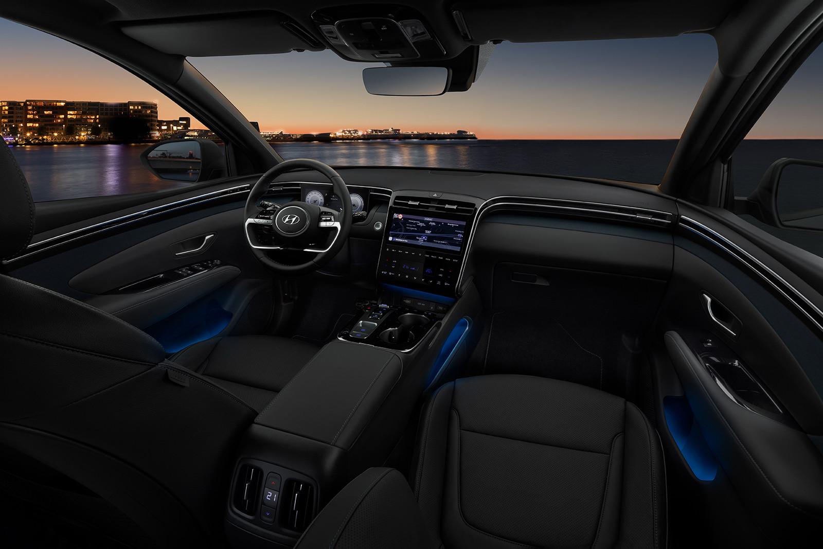 Foto de Hyundai Tucson 2022 (19/20)