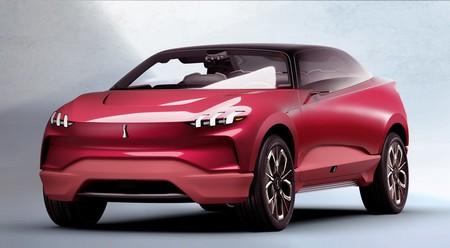 ¿El Model X chino? Wey presentó su visión de un SUV híbrido enchufable, el XEV Concept